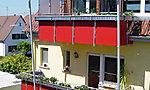 Balkonanlage, KA-Daxlanden