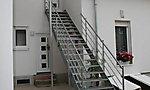 Treppe Wohnhaus, KA-Durlach