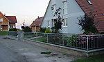 Hatten (Elsass) Einfriedigung Wohnhaus,