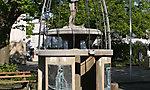 Daxlanden Gestell für Osterbrunnen