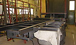 Wohnmobil Aufbau Rohrrahmen